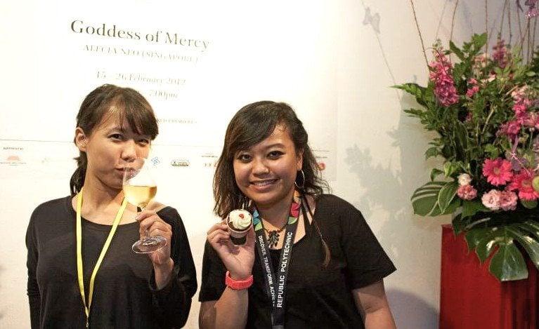 M1 Fringe Arts Festival - Goddess of Mercy exhibition